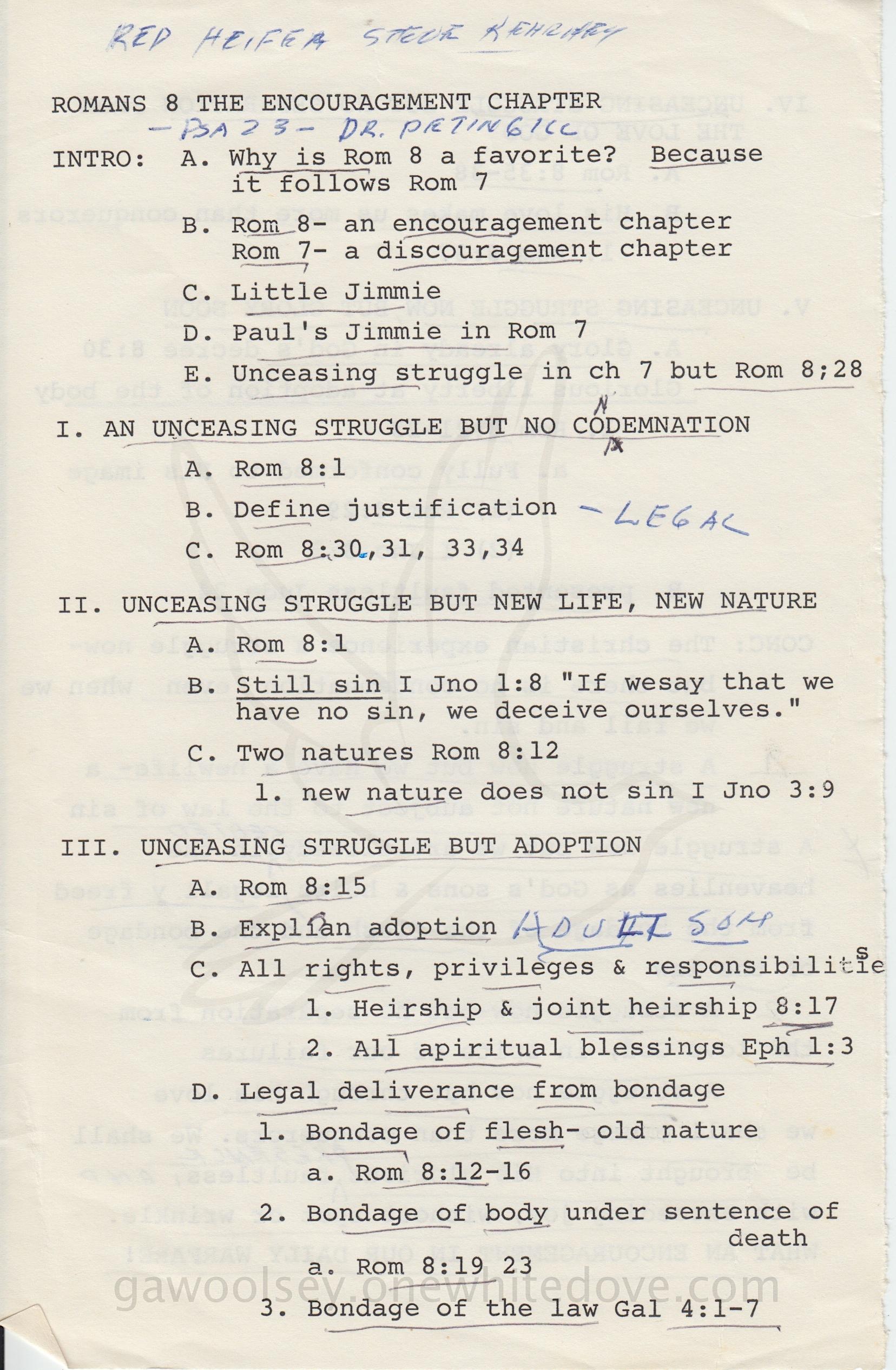 blog admin – Page 2 – Dr  G  Arthur Woolsey Blog